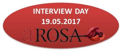 INTERVIEW DAY AROSA