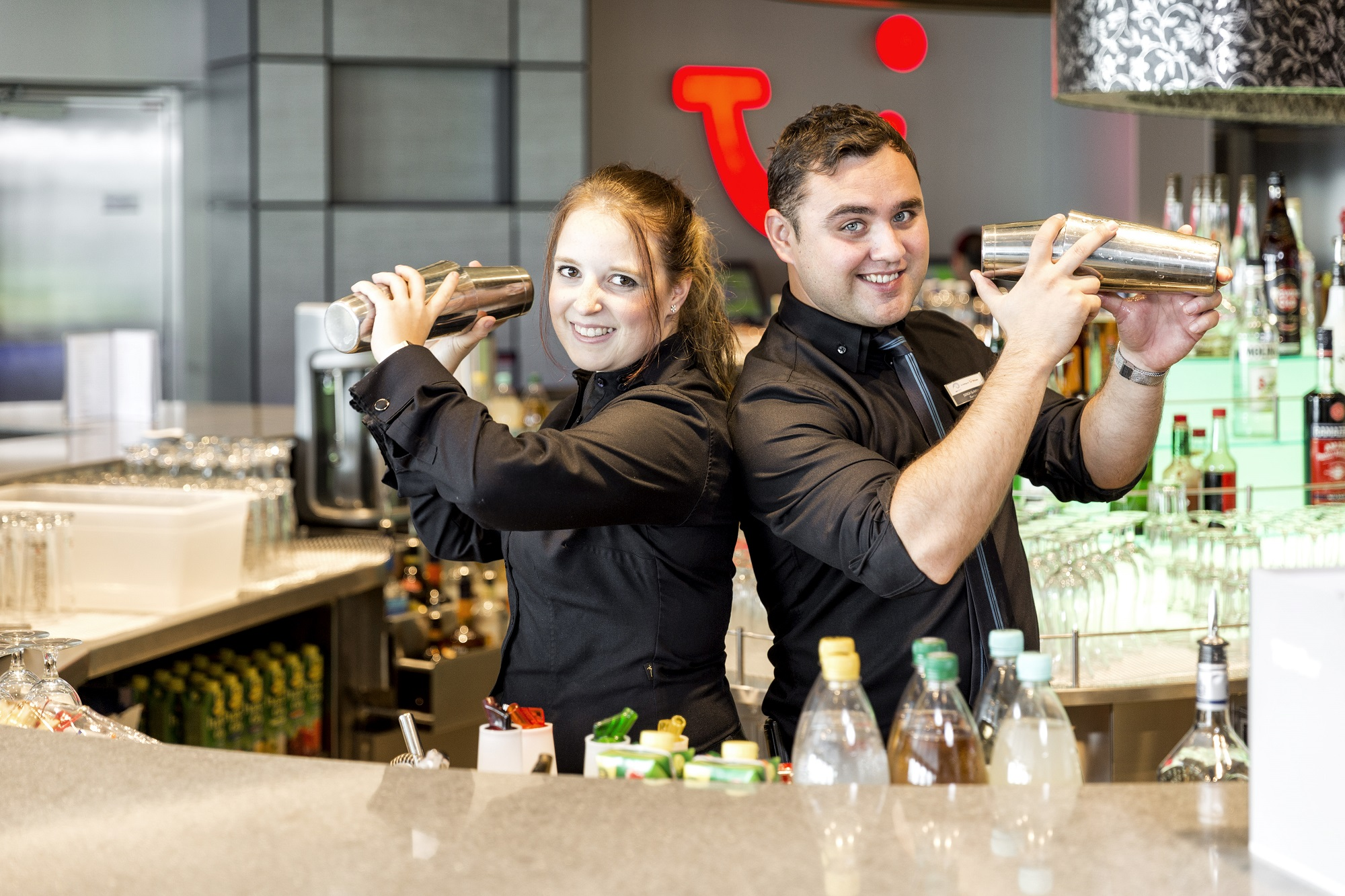 TUIC Barkeeper Barchef